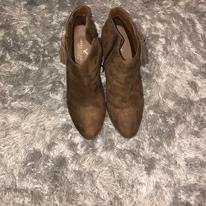 American Eagle Ankle booties.